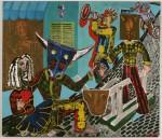 RUE MARBOEUF  1996  180x210 cm