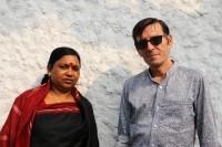 Portrait ANDRE CERVERA & SWARNA CHITRAKAR_crédit photo Mithun Pramanik